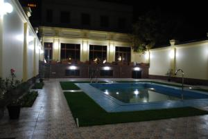 Jahon Palace, Hotels  Samarkand - big - 43