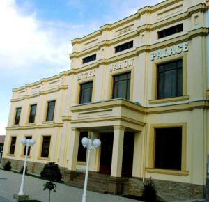 Jahon Palace, Hotels  Samarkand - big - 18