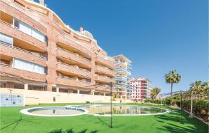 Amazing apartment in Oropesa del Mar w/ Outdoor swimming pool, Outdoor swimming pool and 3 Bedrooms