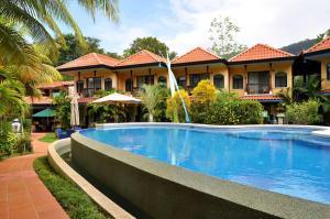 Hotel Cuna del Angel, Dominical