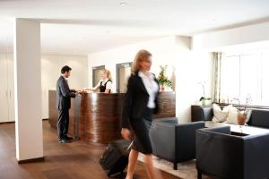 Hotel Falken, Hotely  Memmingen - big - 26
