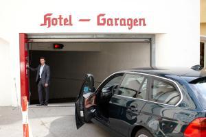 Hotel Falken, Hotely  Memmingen - big - 16
