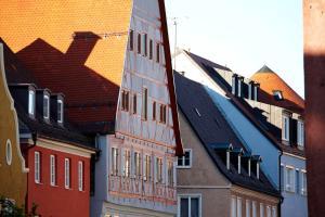 Hotel Falken, Hotely  Memmingen - big - 17