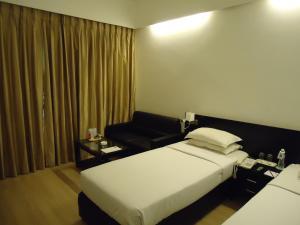 Comfort Inn Sunset, Hotels  Ahmedabad - big - 62