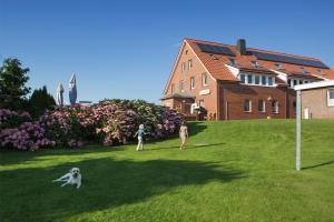Hotel Hus Achtern Diek - Insel Neuwerk