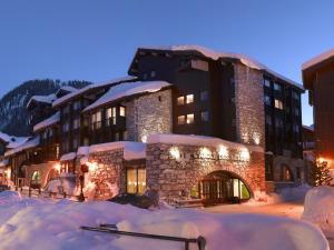 Location gîte, chambres d'hotes Hôtel l'Aigle des Neiges dans le département Savoie 73