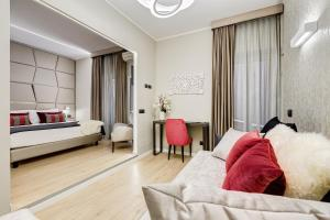 Luxury apartment in the center of Rome - Spanish Steps - abcRoma.com