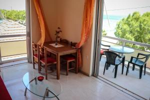 Coastal Apartment on the Pedestrian Road Achaia Greece
