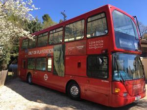 Location gîte, chambres d'hotes The Coachhouse B&B Bus dans le département Aude 11