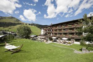 Hotel Berghof - Lech