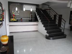 Hotel Panama, Отели  Нейва - big - 25