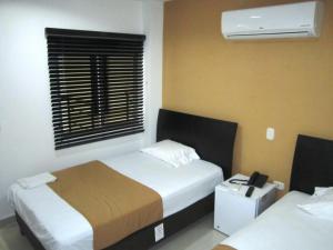 Hotel Panama, Отели  Нейва - big - 4