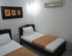 Hotel Panama, Отели  Нейва - big - 10