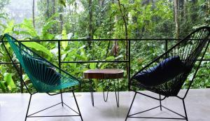 Cabin B: Spacious, Modern in the Jungle with breakfast, Cocles