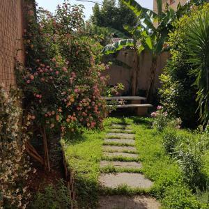 Un giardino segreto a Roma - abcRoma.com