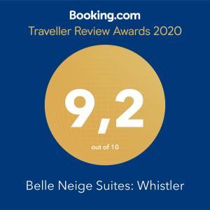Belle Neige Suites: Whistler - Hotel - Whistler Blackcomb