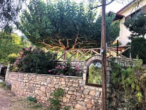 Nature Kastria Kalavryta Achaia Greece