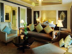 Sofitel Shanghai Sheshan Oriental, Hotel  Songjiang - big - 18