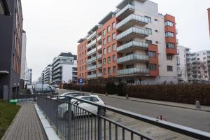 Apartament EXPO Warsaw Spire Dworzec Zachodni