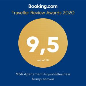 MR Apartament AirportBusiness Premium Komputerowa