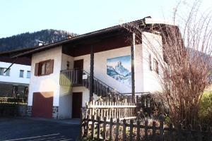 Accommodation in Transacqua