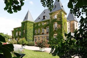 Location gîte, chambres d'hotes Château d'Adomenil dans le département Meurthe et Moselle 54