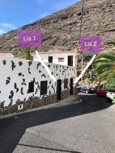 Flor de Lisn2, Valle Gran Rey - La Gomera - La Gomera