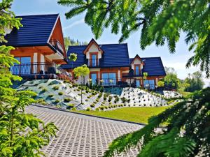 Osada domków Baca