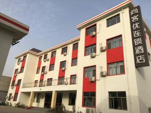 Thank Inn Chain Hotel hebei langfang bazhou city jianchapu town, Отели - Langfang