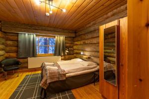 Aparthotel Kuukkeli Aurora - Hotel - Saariselkä