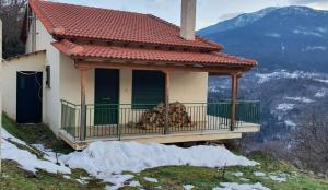Mountain Detached House Chalkianika Achaia Greece