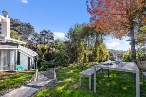 Tree Top Hideaway - Sandspit Holiday Home