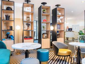 Location gîte, chambres d'hotes Aparthotel Adagio Paris Montrouge dans le département Haut de seine 92