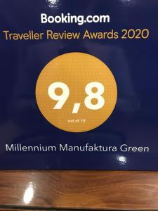 Millennium Manufaktura Green
