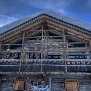 Location gîte, chambres d'hotes La Grange à Germaine dans le département Haute Savoie 74
