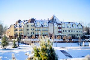 Курортный отель Грумант
