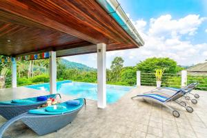 LOTO VILLA SAMUI Private pool amazing sunset and close to the beach