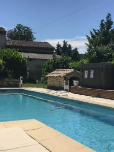 Accommodation in Puygiron