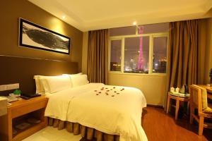 Insail Hotels Liying Plaza Guangzhou, Hotels  Guangzhou - big - 25