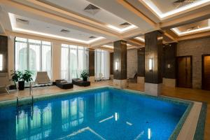 Mövenpick Hotel Krasnaya Polyana - Estosadok