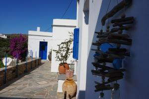 AEGEAN VIEW Andros Greece