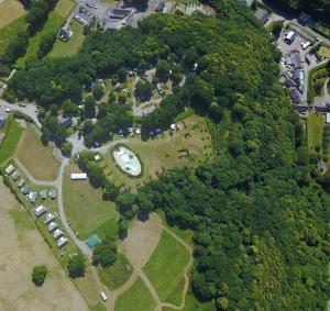 Location gîte, chambres d'hotes Camping le Balcon de la Baie dans le département Ille et Vilaine 35
