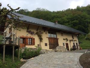 Savoielac - La ferme de mon père - Hotel - Épagny
