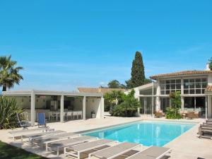 Ferienhaus mit Pool Gassin 150S