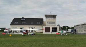 Letisko Dubová