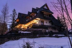 Dom Wysoki - Hotel - Bukowina Tatrzanska