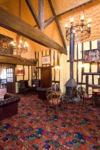 The Horseshoe Inn – RelaxInnz, Мини-гостиницы  Herstmonceux - big - 37