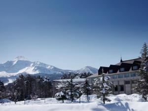 Urabandai Lake Resort Geihinkan Nekoma Rikyu - Hotel - Kitashiobara