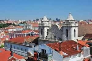 Portuguese Living Chiado Terrace