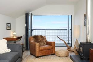 Musselburgh - Stylish 3 bed with Stunning Sea Views